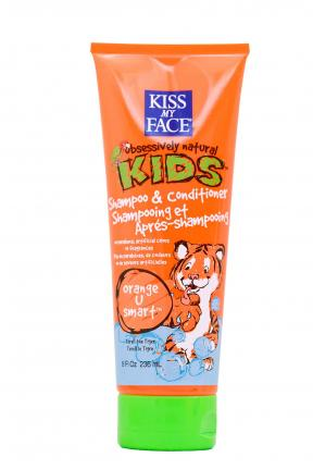 Kiss My Face Shampoo & Conditioner 236ml