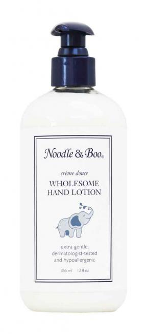 Noodle & Boo Organic Wholesome Hand Lotion 355ml