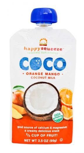 Happy Baby Coco Orange Mango 99g