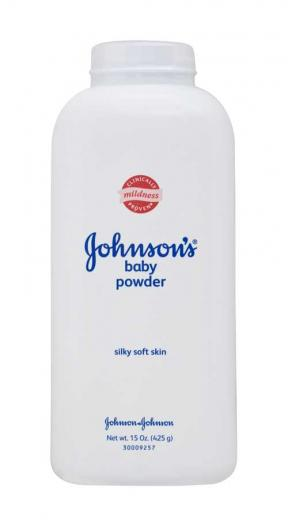 Johnsons & Johnsons Baby Powder Silky Soft Skin	425g