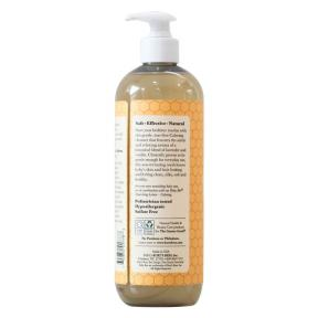 Burts Bee Shampoo Body Wash Calming 21 oz