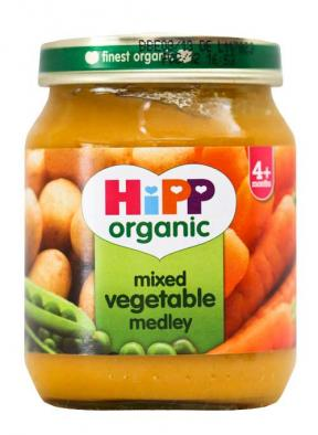 Hipp Mixed Vegetable Medley 125g