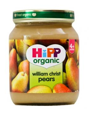 Hipp William Christ Pears 125g