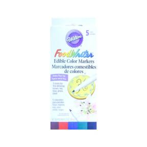 Wilton Food Writers Extra Fine Tip Edible Markers