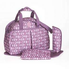 Freckles Travel Bag Purple/Pink Rombe
