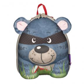 Wildpack Backpack Raccoon