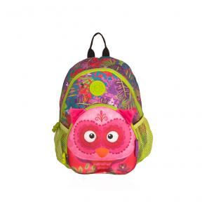 Wildpack Junior Backpack Owl