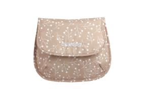 Okiedog Joey Saddlebag Urban Beige Pouch