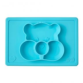 EZPZ Care Bears Mat Wish Bear in Teal