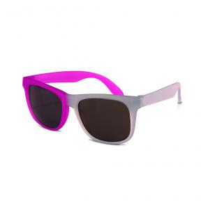 Real Shades Youth 7+ Switch Light Blue Purple Sunglasses