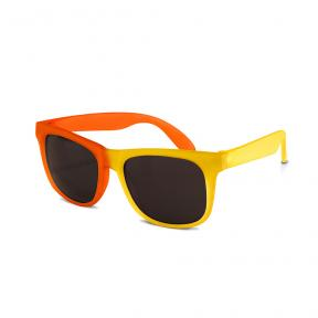 Real Shades Youth 7+  Switch Yellow Orange Sunglasses