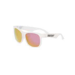 Babiators Pink Ice Junior Ages 0-3 Sunglasses