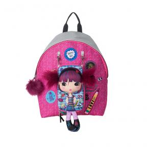 New Tiny Treasures Backpack Combo Science Girl