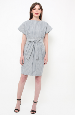 Patience Dress in grey