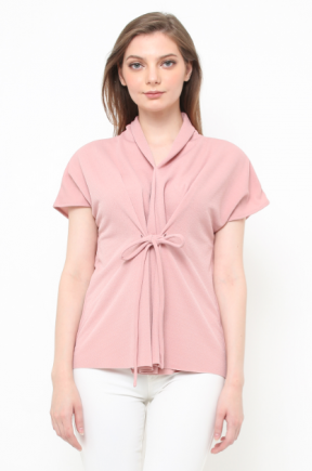 Agusta Top in pink