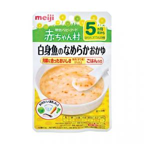 Meiji White Fish rice porridge (5)