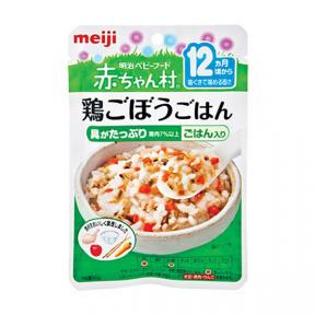 Meiji Chicken & Root Rice (12)