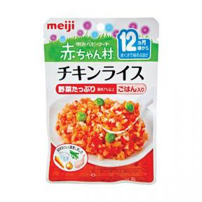 Meiji Chicken Rice Western Style (12)