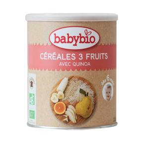 Babynat Fruit Cereal - Mixed Fruit