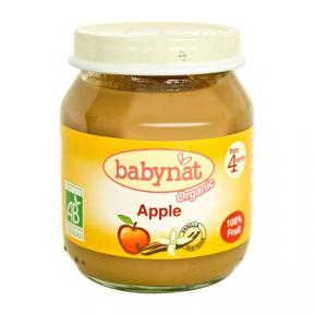 Babynat Organic Puree - Apple