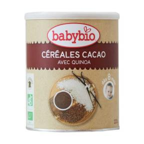Babynat Organic Infant Cereal - Cocoa