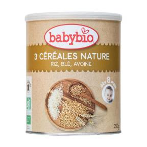 Babynat Organic Cereal - Nature Plain (8)