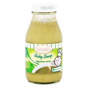 Babynat Organic Baby Soup - Green Vegetable (4)