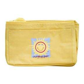 Insulated Cooler Tote Bag Yellow