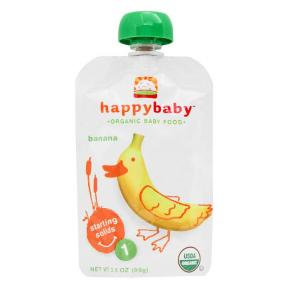 Happy Pouch Banana 99g