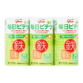 Glico Juice Mixed Fruits