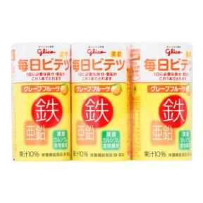 Glico Juice Grapefruit