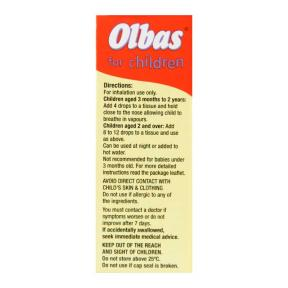 Olbas for Children