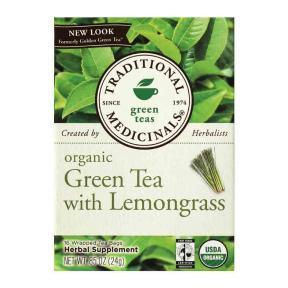 Green Tea With Lemongrass 24 g