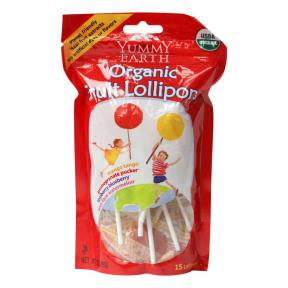 Fruit Lollipop 85g