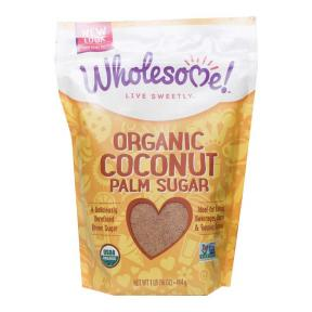 Organic Coconut Palm Sugar 454g
