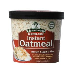 Oatmeal Brown Sugar, Flax 75g