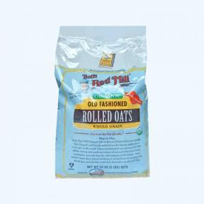 Organic Rolled Oats Whole Grain 907g