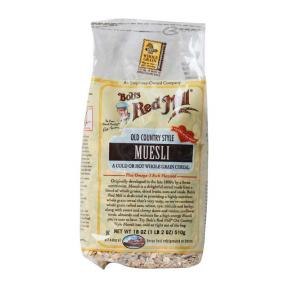 Old Country Style Muesli 510g