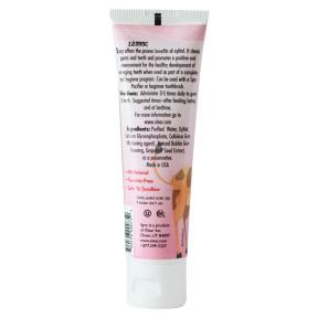 Tooth Gel Natural Bubble Gum 60ml