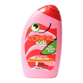 2 in 1 Shampoo Strawberry Smoothie 265ml