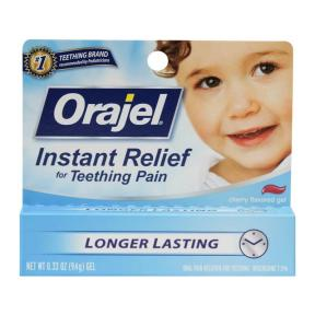 Instant Relief Teething Pain 9.4g