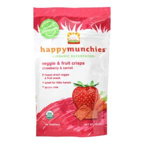 Munchies Strawberry & Carrot 28g