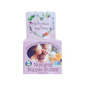 Earth Mama Angel Baby Natural Nipple Butter (2oz)