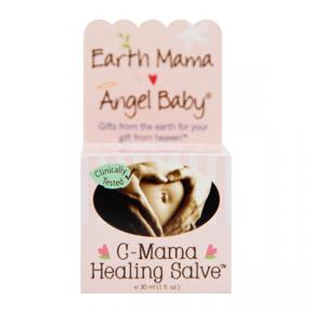 Earth Mama Angel Baby C-Mama Healing Salve, 1 Oz