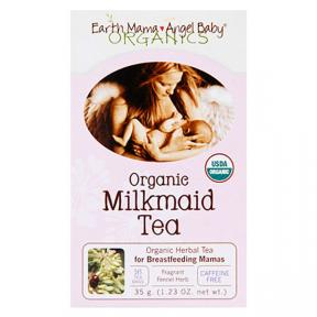 Earth Mama Angel Baby Milkmaid Tea 16 tea bags
