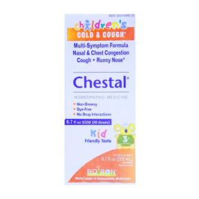 Boiron Children Honey Chestal 4.2oz