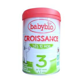 Organic Infant Formula Croissance 3rd Stage