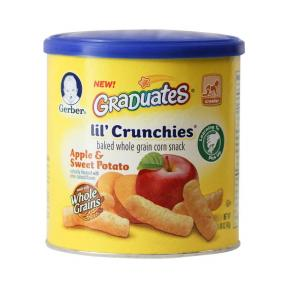 Lil Crunch Apple Sweet Potato