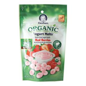 Melts Organic Red Berries