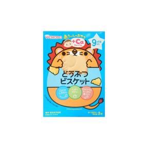 Wakodo Baby Snacks - Animal-Figured Biscuits